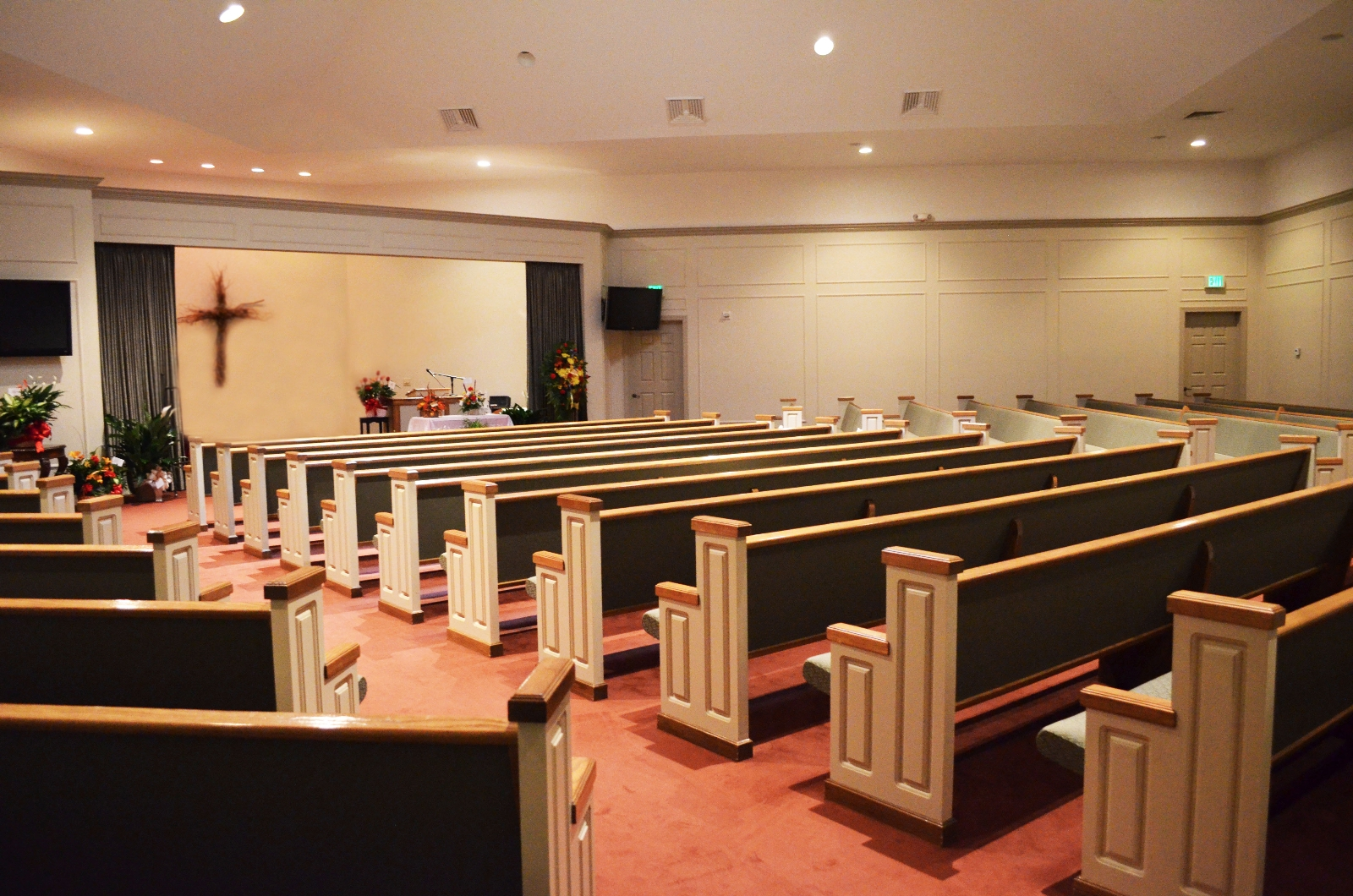 Gardendale Funeral Home Interior Southwoodbuild
