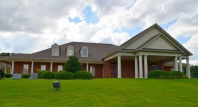 Gardendale Funeral Home, Front View